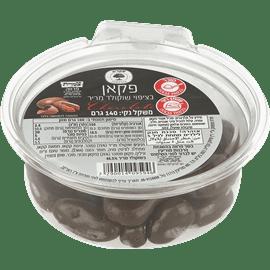 פקאן בשוקולד מריר