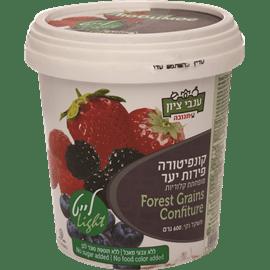 קונפיטורה פירות יער לייט