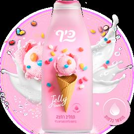 כיף תחליב רחצה גלידה