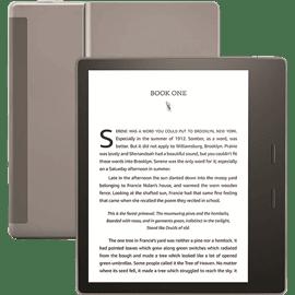 קורא ספרים Kindle Oasis