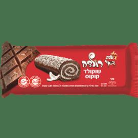 רולדת קוקוס מצופה שוקולד