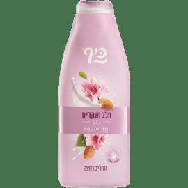כיף תחליב רחצה חלב שקדים