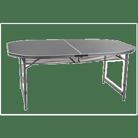 שולחן קמפינג אובלי
