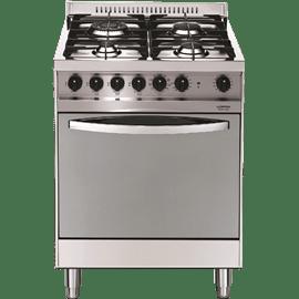 תנור משולב 60סמ נירוסטה
