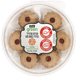 """עוגיות סנדויץ ריבה לל""""ג"""