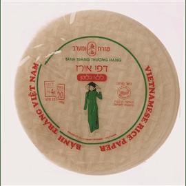 """דפי אורז למילוי 22ס""""מ"""