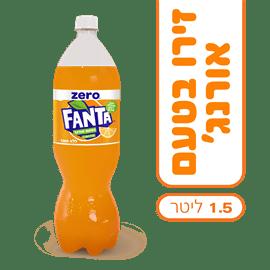 פאנטה זירו בטעם אורנג'