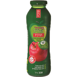 סיידר תרכיז טבעי בקבוק