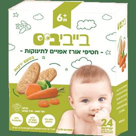 בייבי ביס טעם ירקות