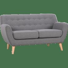 ספה דו מושבית מעוצבת