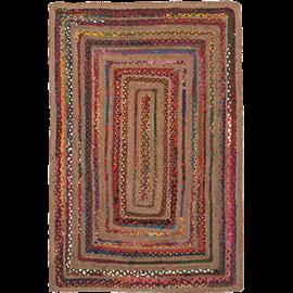 שטיח יוטה ממוחזר