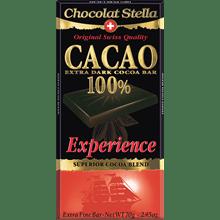 שוקולד 100% פולי קקאו