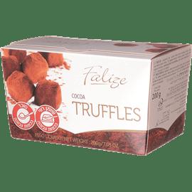 טראפלס שוקולד צ'וקטה