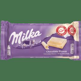 שוקולד לבן מילקה