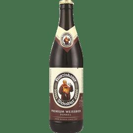 בירה פרנסיסקאנר כהה בק.