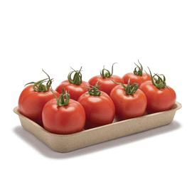 עגבניה טרייה ארוזה