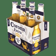 בירה קורונה בקבוקים