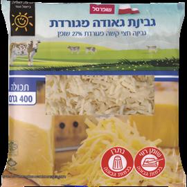 גבינת גאודה 27% מגורדת