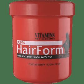קרם הייר פורם לחות לשיער