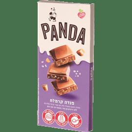 שוקולד פנדה קרמל
