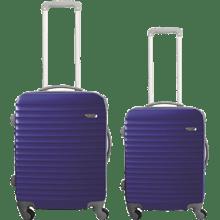 מזוודות ABS קשיחות