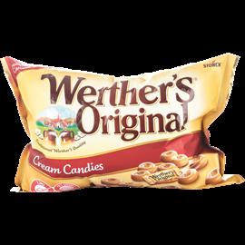סוכריות חמאה ורטר