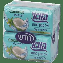 הוואי סבון מוצק מי קוקוס