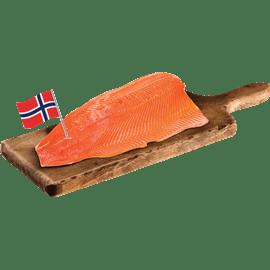 פילה סלמון טרי, נורווגיה