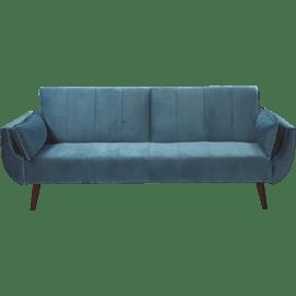 ספה נפתחת פריז כחול