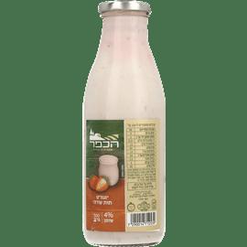 יוגורט  תות שדה בקבוק