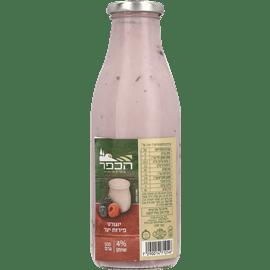 יוגורט בקבוק פירות יער