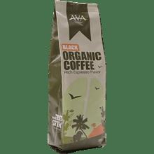 קפה שחור אספרסו אורגני