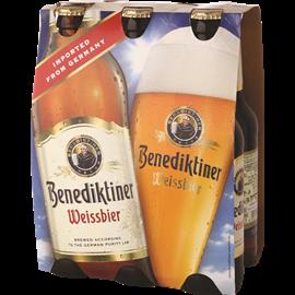 בירה בנדיקטינר בקבוקים