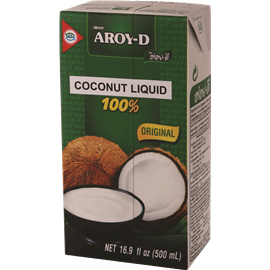 """חלב קוקוס 500 מ""""ל"""