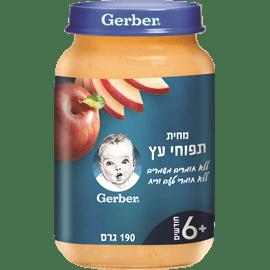 גרבר מחית תפוחי עץ