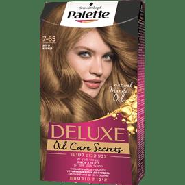 צבע לשיער פלטה קיט 7-65