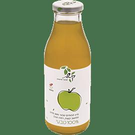 מיץ תפוחים טבעי