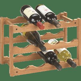 כוורת יין ל 12 בקבוקים