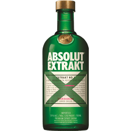 וודקה אבסולוט אקסטרקט