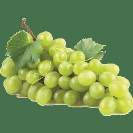 ענב ירוק ארוז
