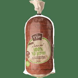 לחם מחמצת שיפון 100% קל
