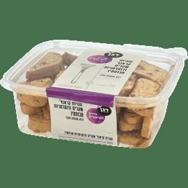 עוגיות קראנץ שקדים