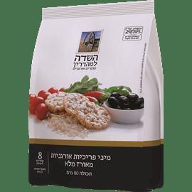 מיני פריכיות אורז מלא
