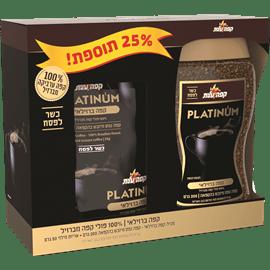 קפה נמס פלטינום+רפיל