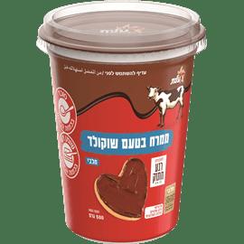ממרח בטעם שוקולד פרה