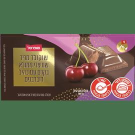 שוקולד מריר עם קר.דובדבן