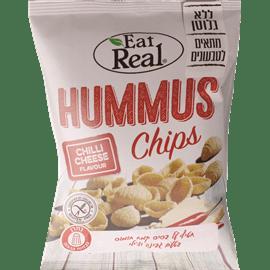 חט.חומוס טעם גבינה+צ'ילי