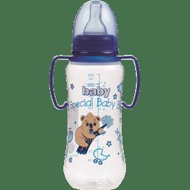 בקבוק מעוצב עם ידיות