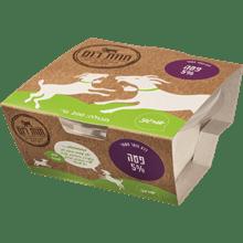 גבינה פטה 5% אורגני