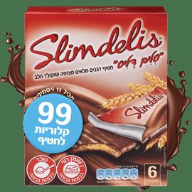 סלים דליס מצופה שוקולד